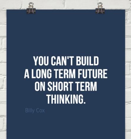 Long tern future
